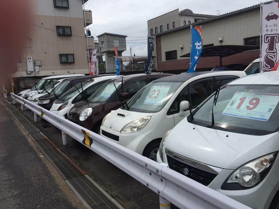 お得な新車 中古車を販売 広島県福山市 トータルサポートtsc